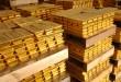 giá vàng giảm mạnh trong tháng 5