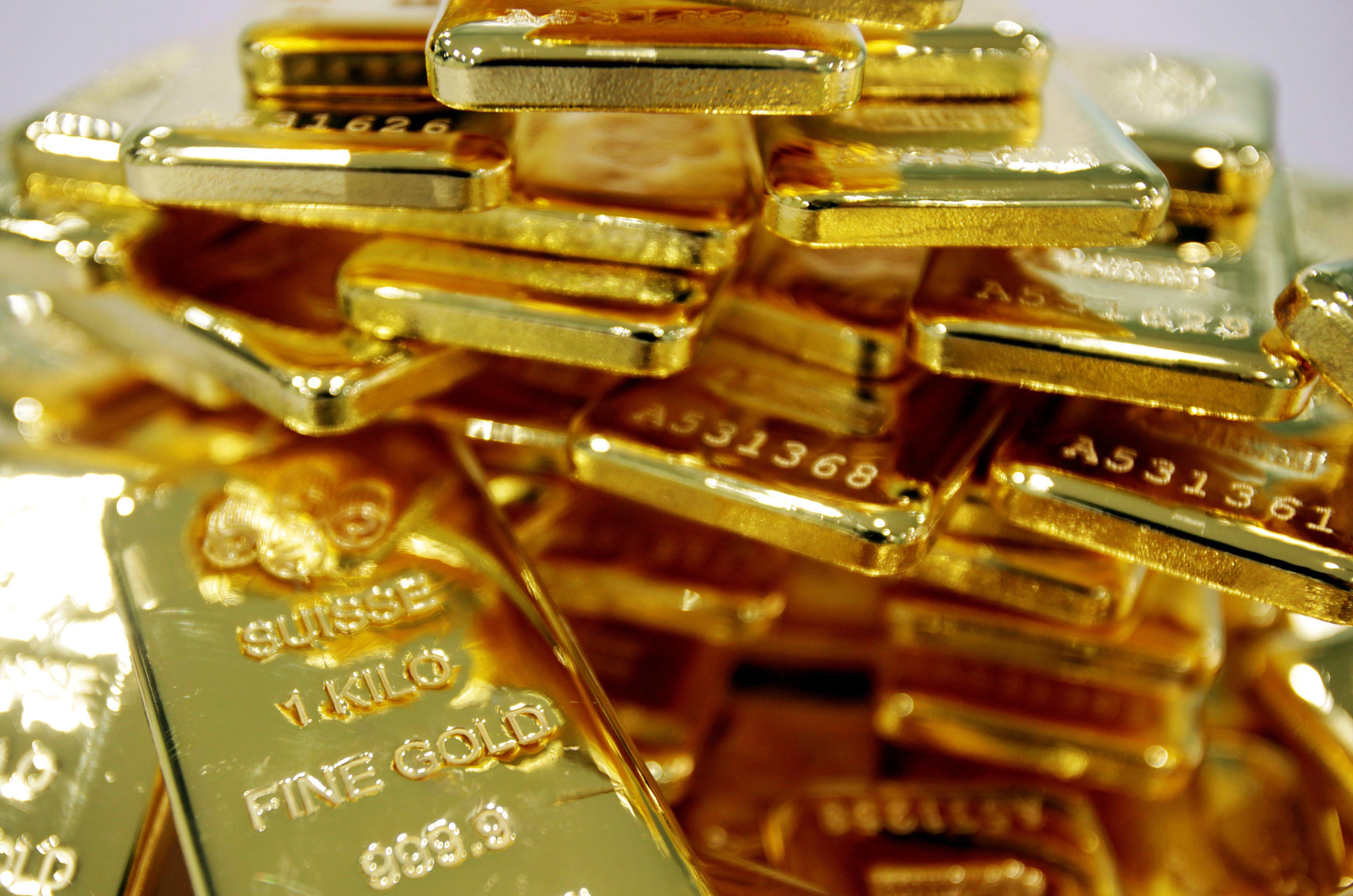 vàng là thước đo của nỗi sợ hãi của thị trường hiện nay
